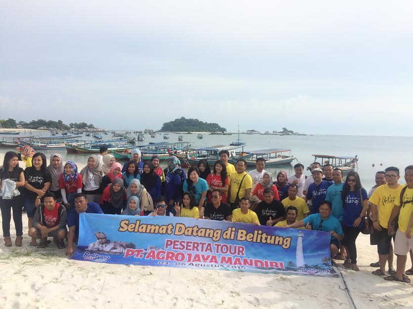 Memilih Paket Tour Belitung Murah