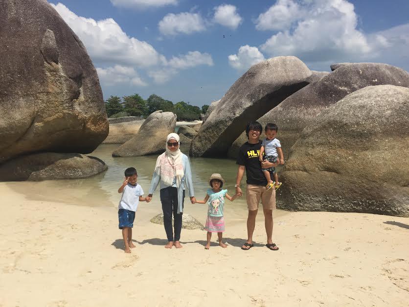 Batu Baginda – Destinasi Wisata Alam Belitung