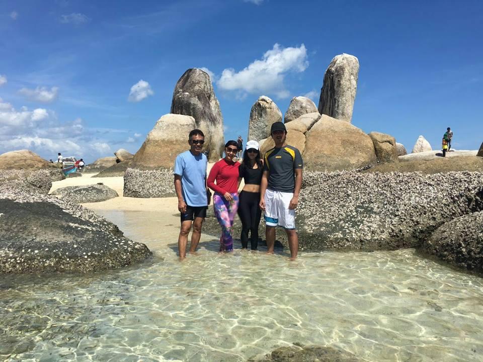 Pulau Batu Berlayar – Destinasi Wisata Alam Indah Belitung
