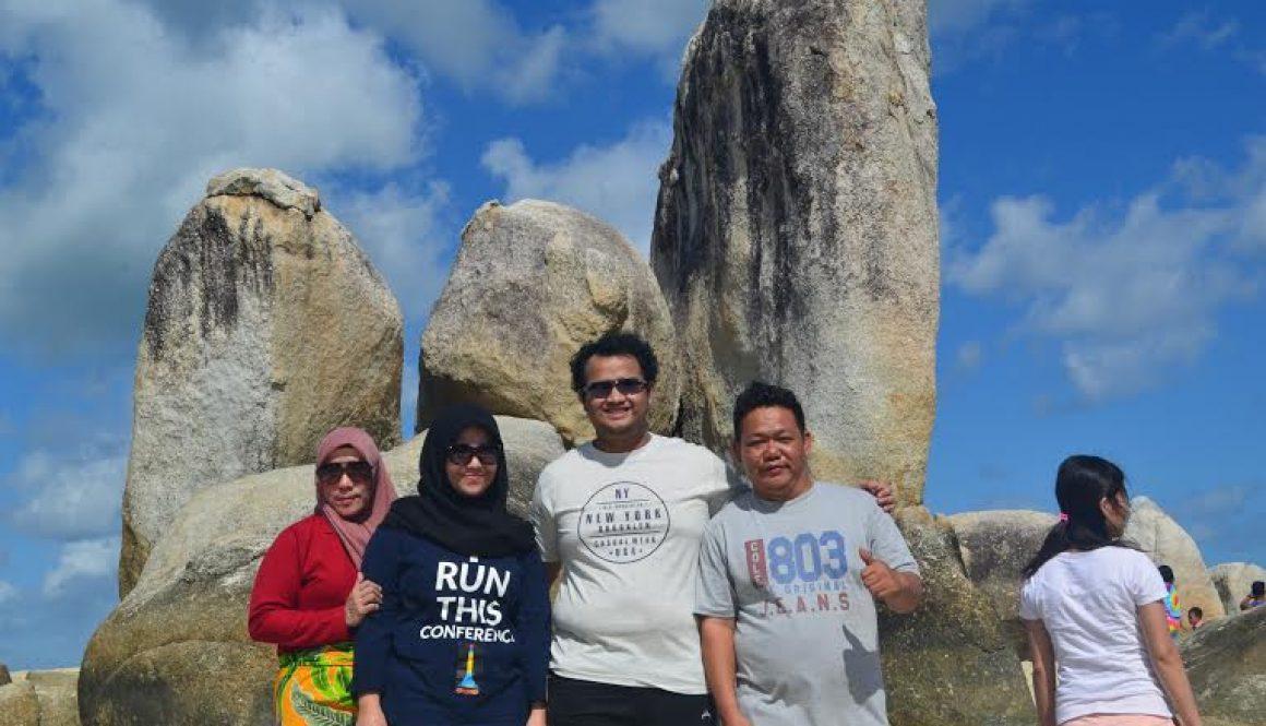 Pulau Memperak – Destinasi Wisata Populer Belitung
