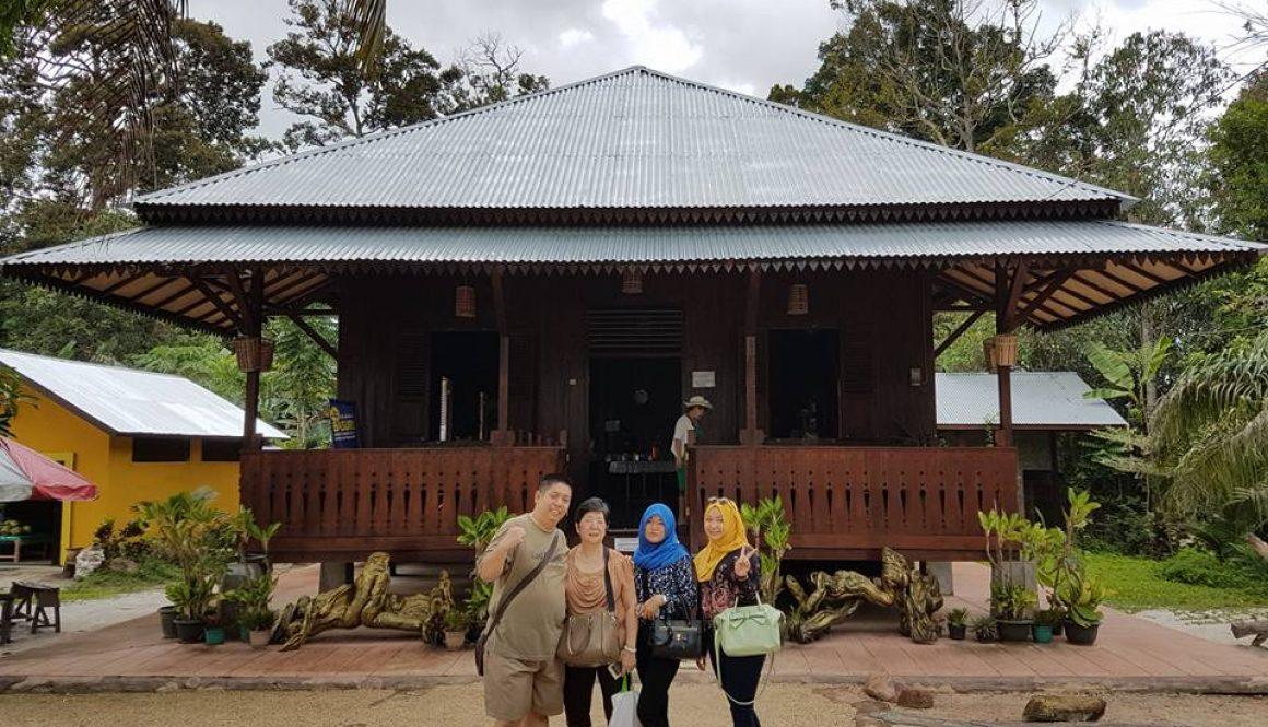 Rumah Adat Belitung – Tempat Wisata Budaya di Belitung