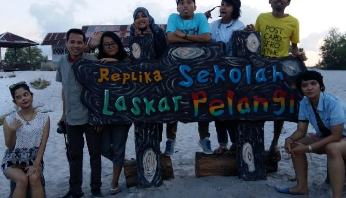 SD Laskar Pelangi – Destinasi Wisata Edukasi Di Belitung