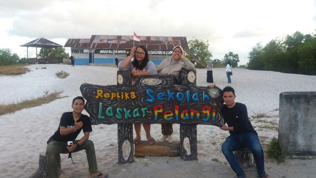 Paket wisata Belitung 3Days2Nights Tanpa Hotel