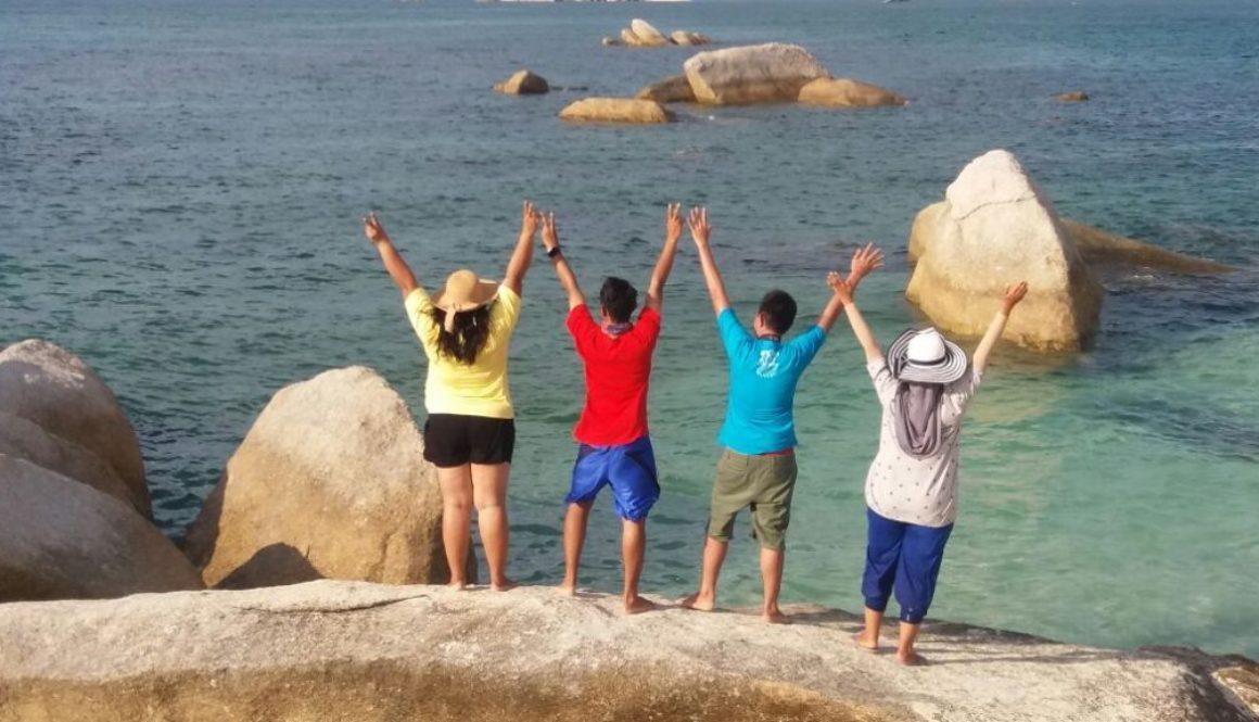 Tujuan Wisata Belitung Yang Indah dan Mempesona – Bukit Berahu