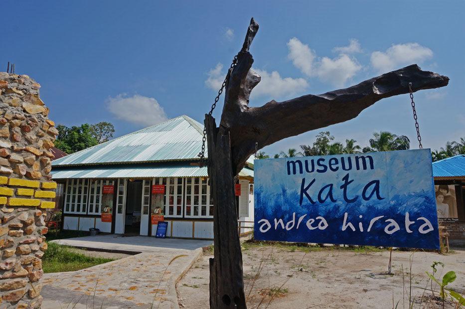 Museum Kata – Destinasi Wisata Menarik di Belitung