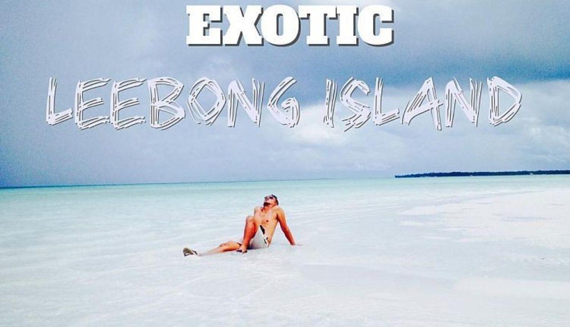 Pulau Leebong – Tempat Wisata Laut di Belitung