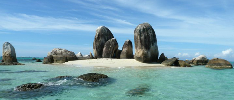 Paket Wisata 2days1night Pulau Belitung