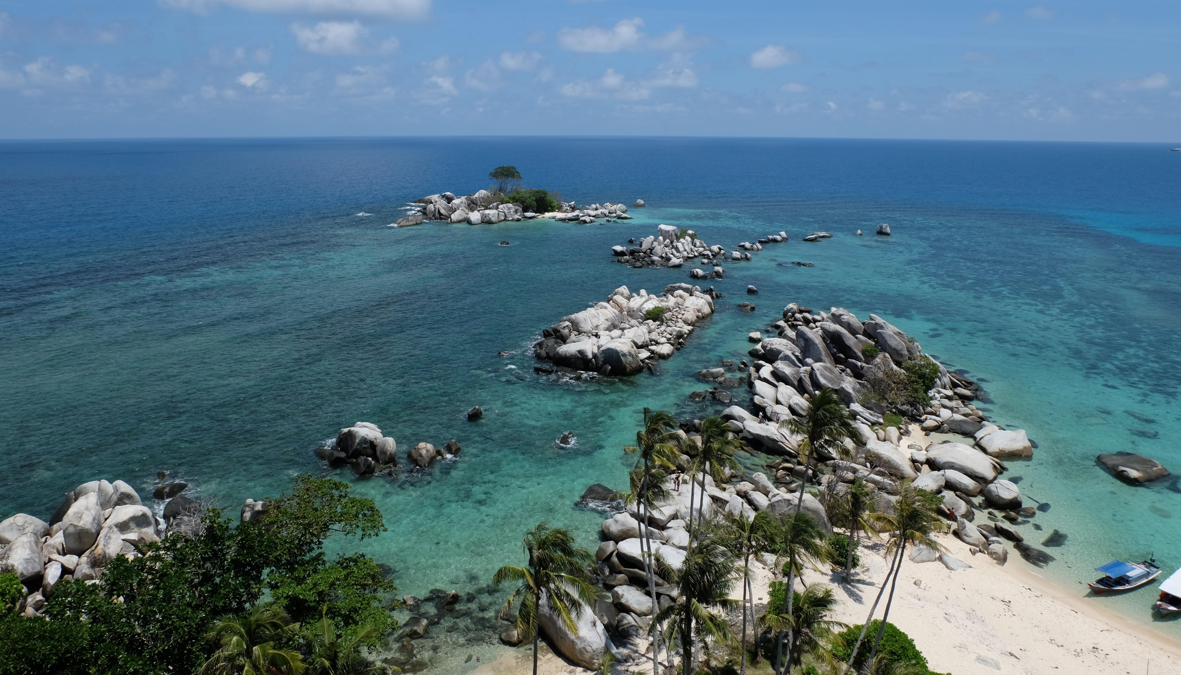 Pulau Kepayang – Destinasi  Liburan Menyenangkan di Belitung
