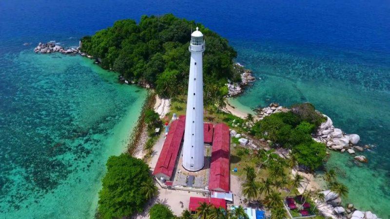 Tour Belitung Tidak Pernah Ada Matinya