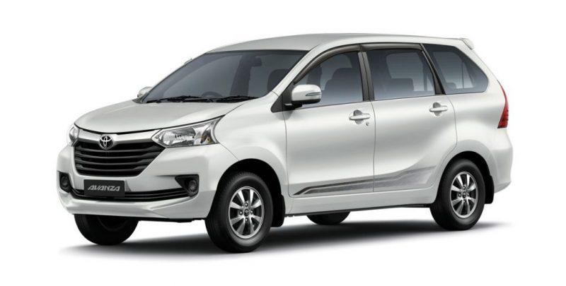 Sewa Mobil di Belitung – All New Avanza