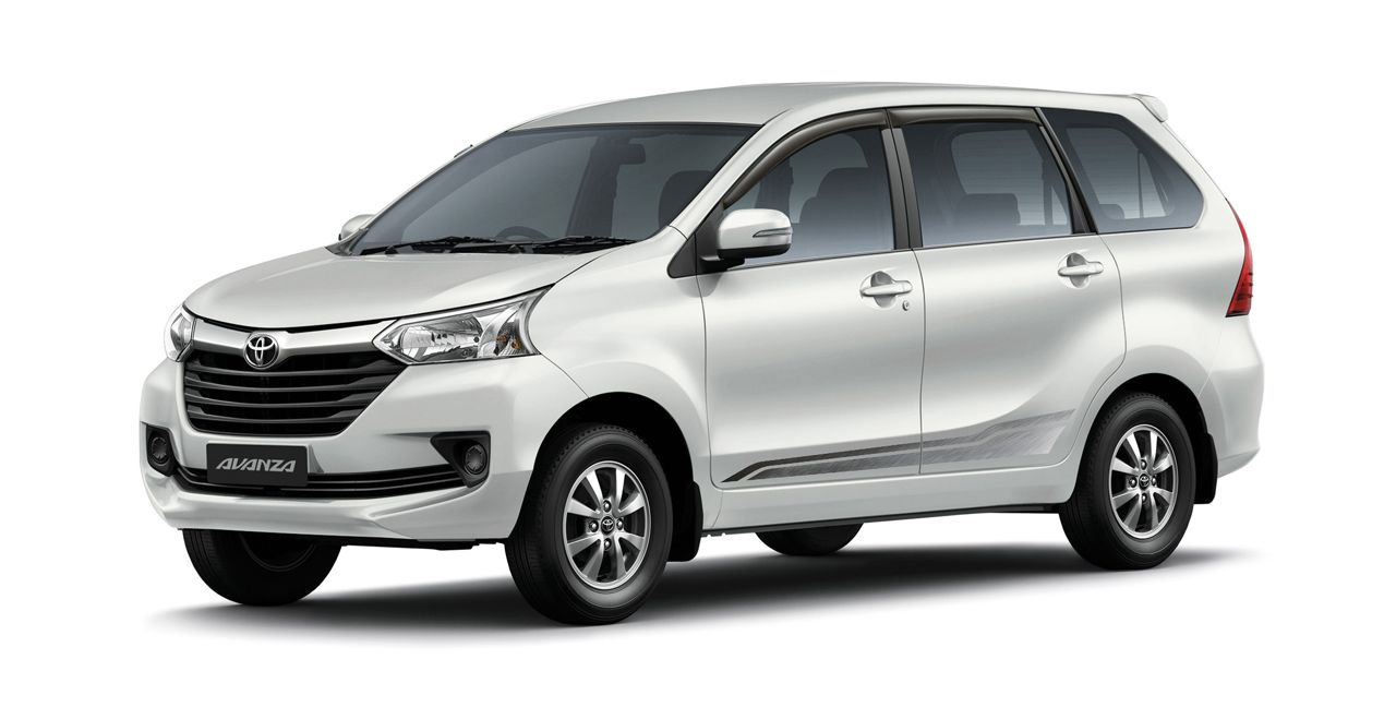 Sewa Mobil di Belitung – All New Avanza