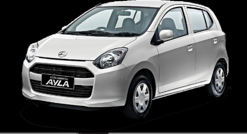 Harga Sewa Mobil Ayla/ Agya – Rental Mobil Murah Belitung