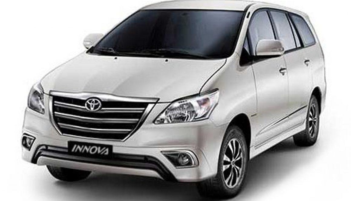 Rental Mobil Belitung Murah – Toyota Innova