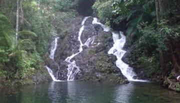 Air Terjun Gurok  Beraye